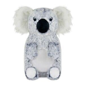 Hot Water Bottle with Novelty Plush Super Soft Cover Premium koala short