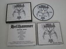 HELLHAMMER/SATANICO RITI(BLAKK HOLOKAUST HLMR 2/F037) CD ALBUM