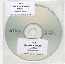 (GI122) Cloud, Cars & It's Autumn - DJ CD