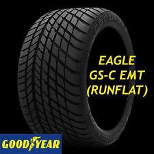 BRAND NEW GOODYEAR EAGLE GS-C RUN FLAT EMT TIRES 285 40 17 LEFT & RIGHT CORVETTE