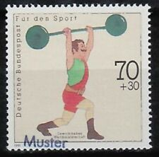 Specimen, Germany ScB701 Sports, Weight Lifting.