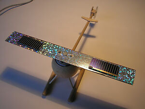 REALISTIC SOLAR HELICOPTER