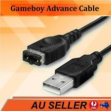 GameBoy Advance GBA SP USB Charger Charging Power Cable Cord for Game Boy 1.2m