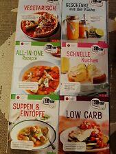 Monsieur Cuisine Kochbücher NEU