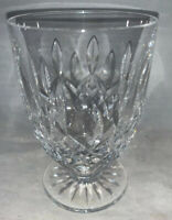 Vintage Waterford Crystal LISMORE Footed Juice Glass, EUC  Multiple Available