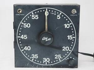 GRA LAB MODEL 300 Photography Darkroom Timer Works Great! Free Shipping!