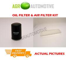 PETROL SERVICE KIT OIL AIR FILTER FOR TOYOTA IQ 1.0 68 BHP 2008-