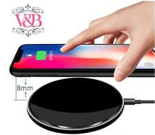 Qi Wireless Veloce Carica batterie per iPhone 8 PLUS XR X XS Huawei