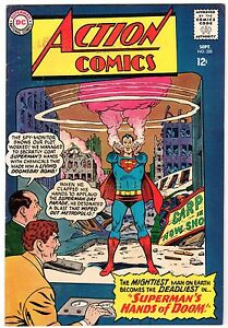 Action Comics Featuring Superman & Supergirl #328, Very Fine Condition