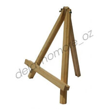 Small Easel Pine Wood Wooden Art Display Painting Stand Wedding Christmas Party