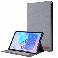 Couverture de Livre pour Samsung Galaxy Tab S6 T860 T865 Housse Protection Cas