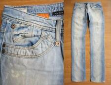 River Island Cotton Faded Mid Rise Jeans for Women