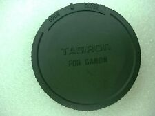 Genuine Tamron Rear Lens Cap for Canon EF EF-S Mount Lenses