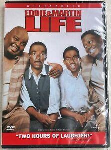Life (DVD, 1999) Eddie Murphy Martin Lawrence Bernie Mac   Brand New  Sealed!