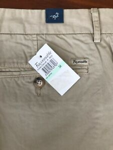 Faconnable The Caddet  Chino pants ( w 34  R) $ 185