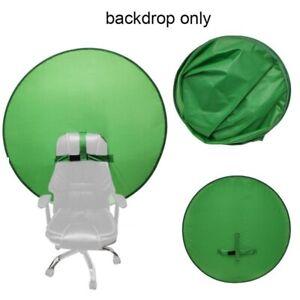 Green Backdrop Photography Background Screen Portable Photo Video Studio QF