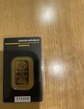 10g bar of gold solid 999.