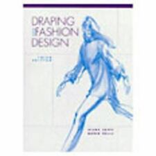 Draping for Fashion Design (3rd Edition), Relis, Nurie, Jaffe, Hilde, New Book