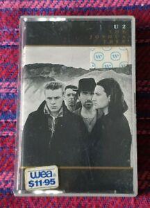 U2 ~ The Joshua Tree ( Malaysia Press ) Cassette