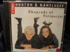 Horton & Kantcheff - Rhapsody Of Virtuosity