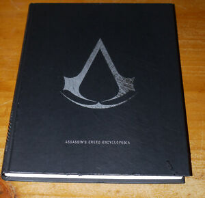 GUIDES STRATEGIE  ASSASSIN'S  CREED  ENCYCLOPEDIA  /  OUVRAGE COMPLET