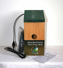 BIRDBOX WEB CAMERA NESTBOX (for PC) Full colour, 21ft reach. Educational & Fun!