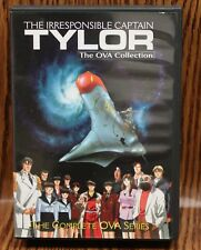 The Irresponsible Captain Tylor: OVA Complete Collection (DVD, 2001, 3-Disc Set)