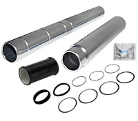 BMW 545I 550I 645CI 650I E60 E63 Collapsible Water Transfer Feed Pipe Repair Kit