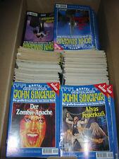 15 John Sinclair Romane aus Liste aussuchen ( 1.2.3.4.Auflage )