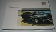 Reparaturanleitung Audi A3 Typ 8P S3 Benzin Diesel Fronti Quattro Stand 11/2005!