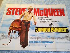 Junior Bonner - Vintage Original Film Poster 1972