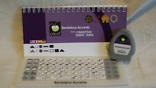 Cricut Cartridge - REMINISCE ACCENTS - Gently Used - No Box CREATIVE MEMORIES