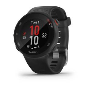 Garmin Forerunner 45S GPS Running Watch - black, Case Size 39mm