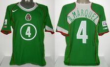 NIKE MEXICO PLAYER MARQUEZ HOME CONFEDERATIONS CUP 2005 S ORIGINAL JERSEY SHIRT