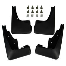 Set of 4 Front &Rear Splash Guard Mud Flaps for Jeep Patriot MK Series 2011-2016