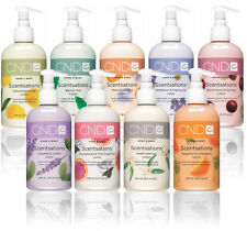 CND Scentsations Hand & Body Lotion 245ML/8.3 Oz ~ MANY FLAVOUR ~