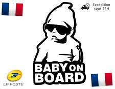 Autocolant Sticker Baby on Board Bebe a Bord Voiture Auto Enfant Hangover 2018