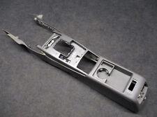 Mittelkonsole Audi A6 4F Mitteltunnel Konsole HELLGRAU