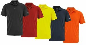Adidas Golf Men's Puremotion Short-Sleeve Polo Shirt, Color Options