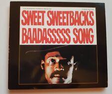 Sweet Sweetback's Baadasssss Song blaxploitation digipack 24 bit 24 bit 1999
