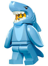 Lego 71011 Series 15 Minifigures: Shark Suit Guy