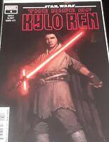Star Wars the RISE of KYLO REN #4 MARVEL 2020 | 🔥🗝How Ben Becomes Kylo Ren