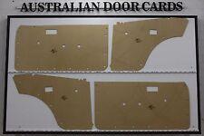 Toyota COROLLA KE30 KE35 KE36 KE55 Coupe, Hardtop Door Cards, Blank Trim Panels