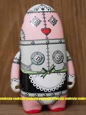 "Kidrobot x Visionaire 44 Toy Red Miuccia Prada 4.25"" Figure"