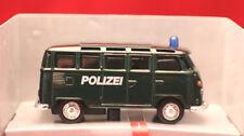 Modellauto/ VW T1 Polizei / Nostalgie / 3+/ Maisto/Fresh Metal/Ligth & Sound/OVP
