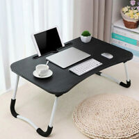 Portable Adjustable Folding Lap Desk Laptop Notebook Bed Table Stand Tray