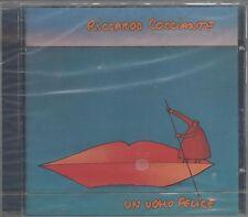 RICCARDO COCCIANTE UN UOMO FELICE CD SIGILLATO!!!