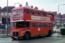 London Transport RML2637 Hendon Central April 1979 Bus Photo