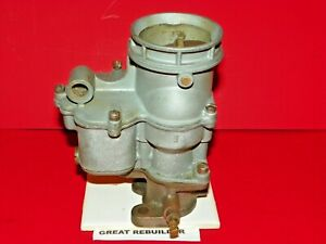 FORD FLATHEAD CARBURETOR HOLLEY 94  MODEL 91-99 CLEAN GREAT REBUILDER YUMMIE