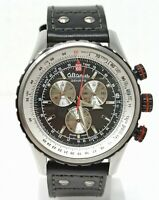 Orologio Altanus oversize geneve chrono watch man's clock diver ref 7916 montre